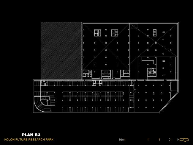 Штаб-квартира Kolon © Morphosis Architects
