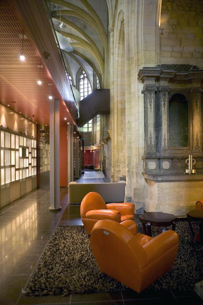 Гостиница Kruisherenhotel © Etienne van Sloun