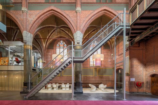Офисный центр Annastede © Rob van Esch
