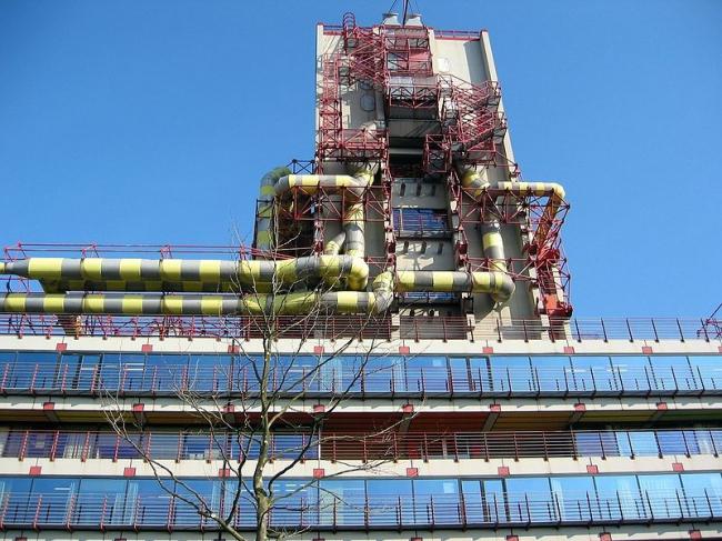 Университетская клиника в Ахене. Фото: Magnus Manske via Wikimedia Commons. Лицензия Creative Commons Attribution-Share Alike 3.0 Unported