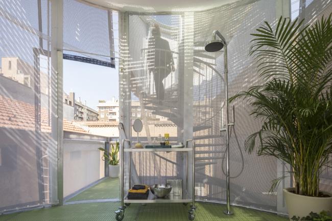 Инсталляция MINI LIVING – Breathe. Фотография предоставлена BMW Group