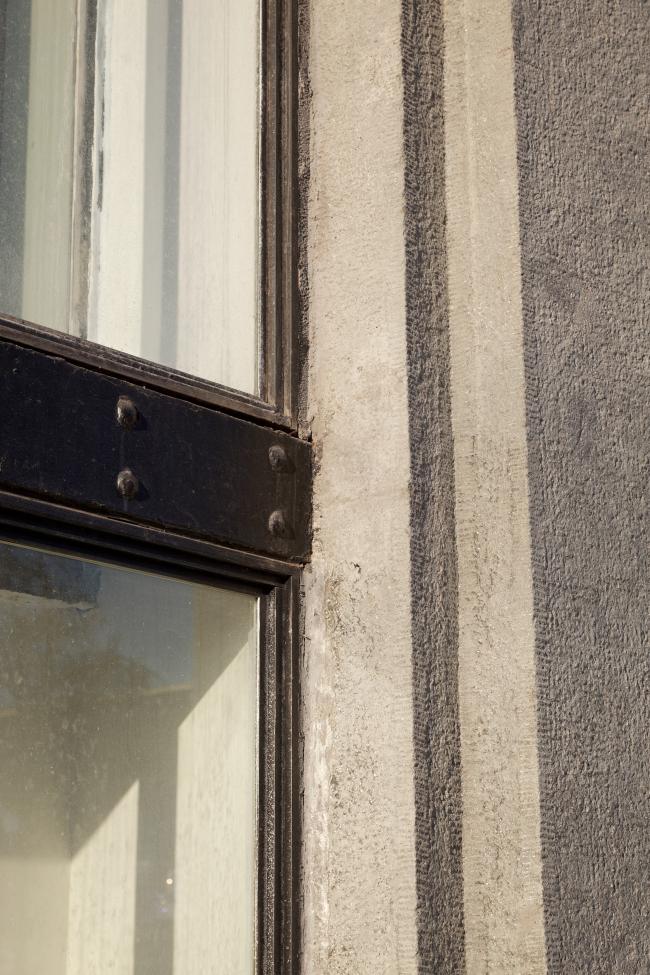Реставрация здания газеты «Известия». Реставрация, 2016 © Гинзбург Архитектс