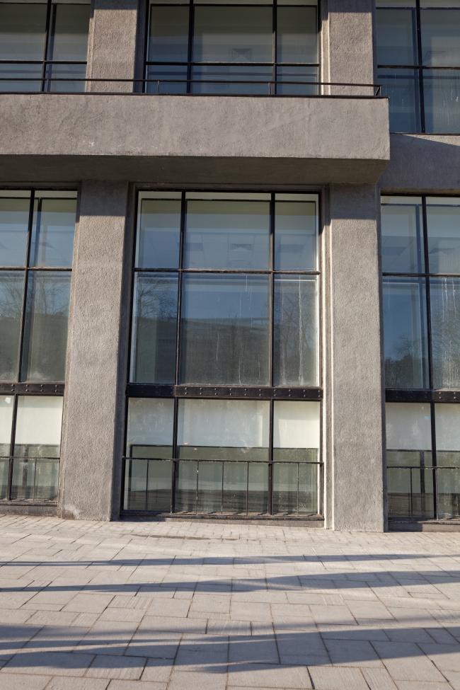 Реставрация здания газеты «Известия». Реставрация, 2016 © Гинзбург Архитектс, фотография Алексея Князева
