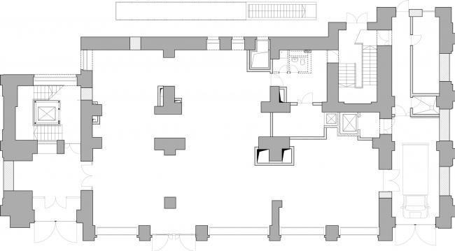 Реставрация дома Сытина © Гинзбург Архитектс