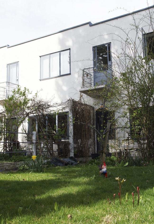 Дом Я.Й.П. Ауда (№5-9). Фото © Елена Невердовская