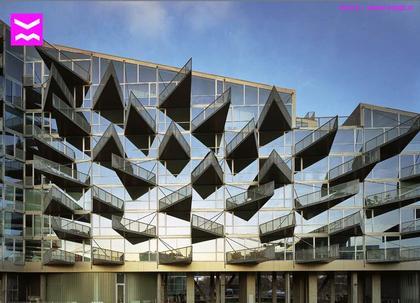 VM Houses, Копенгаген