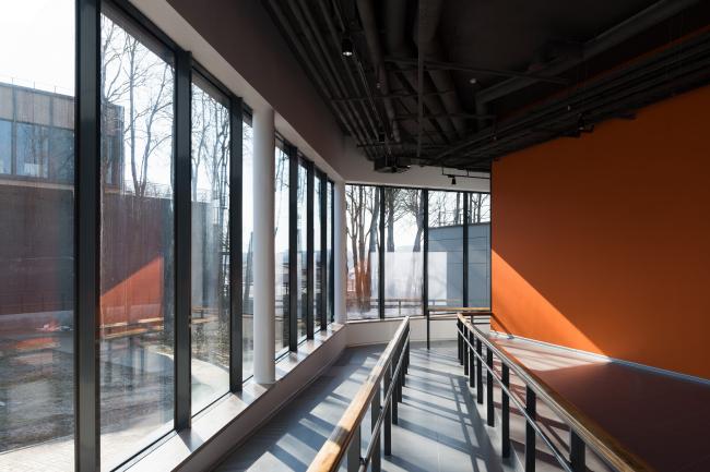 Innovation and Culture Center in Kaluga. Photograph © Ilia Ivanov