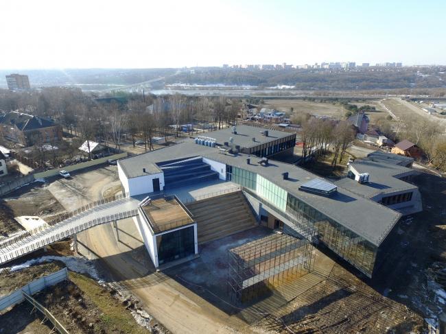 Инновационный культурный центр в Калуге. Фотография © Илья Иванов