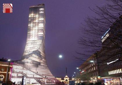 Башня SCA, Копенгаген