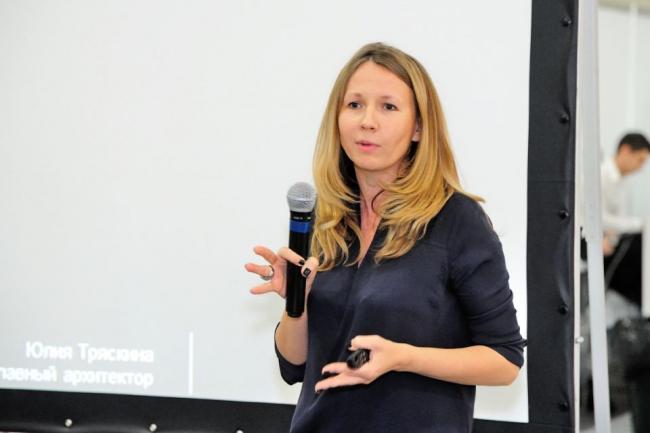 Юлия Тряскина, соучредитель и главный архитектор проектов бюро UNK project. Фотография предоставлена организаторами конкурса