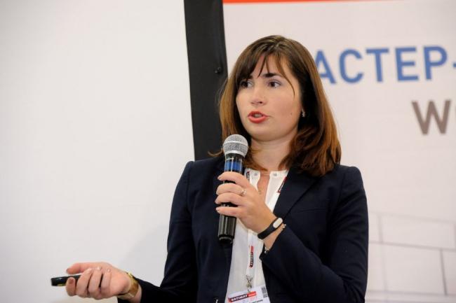 Анастасия Кувшинова, ведущий дизайнер международного бюро интерьера и архитектуры Kashuba Design. Фотография предоставлена организаторами конкурса