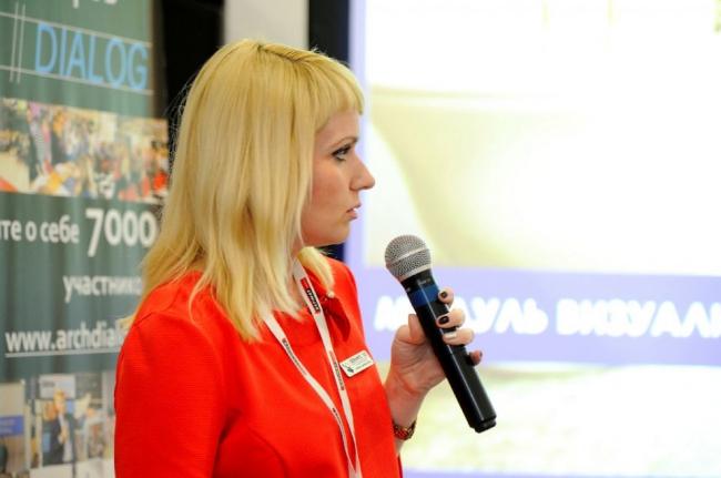 Ирина Кырманова, ведущий специалист по маркетингу компании CERAMIC 3D. Фотография предоставлена организаторами конкурса