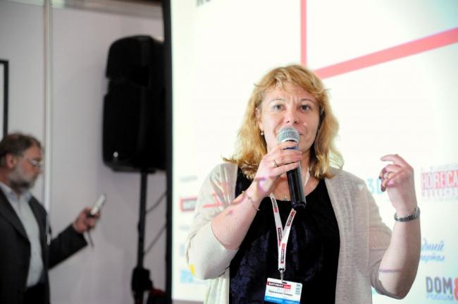Тамара Лукьяненко, директор выставки BATIMAT RUSSIA 2017. Фотография предоставлена организаторами конкурса