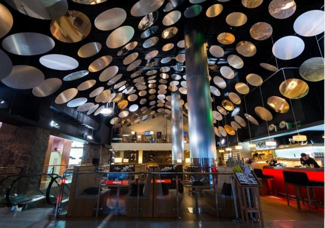 Кинотеатр «Люксор». Изображение предоставлено организаторами конкурса