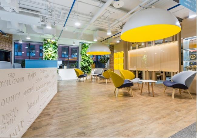 Офис продаж SREDA. Изображение предоставлено организаторами конкурса