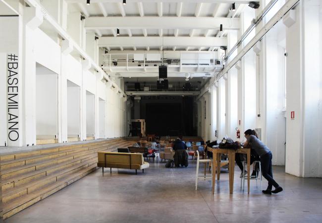Комплекс бывшей фабрики Ansaldo. Фото © Milica Alempic