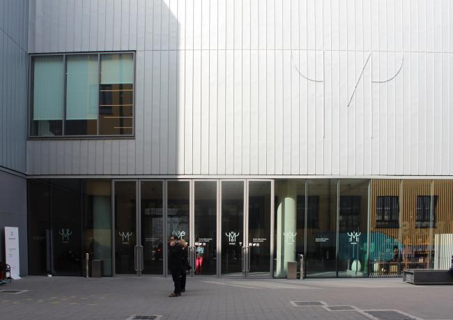 Комплекс бывшей фабрики Ansaldo. Музей культур Дэвида Чипперфильда. Фото © Milica Alempic