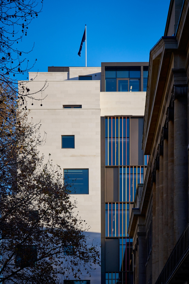 Новый Скотланд-Ярд – реконструкция Кертис-Грин-билдинг © Timothy Soar