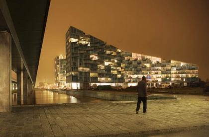 BIG (PLOT). Жилой комплекс VM в Копенгагене