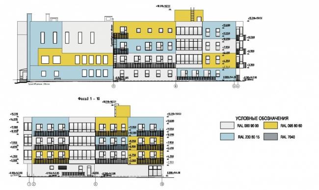 Новый корпус детского дома «Пансион «Наш дом» © Конструкторское бюро «Импульс»