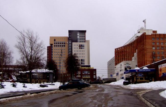 Бизнес-центр на улице Решетниковской © Архитектоника