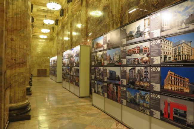 Фото предоставлено пресс-службой биеннале «Архитектура Петербурга»