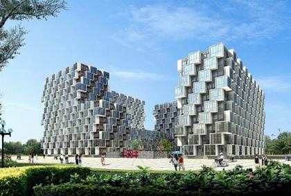 Общежитие в Пекине
