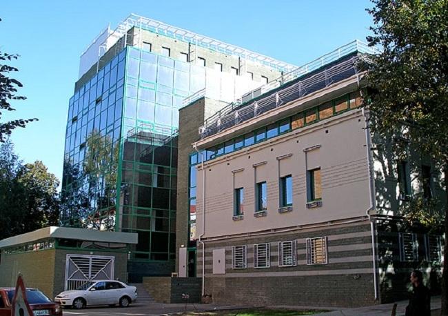 Административное здание Нижегородского отделения СБ РФ по ул. Костина © Архстрой