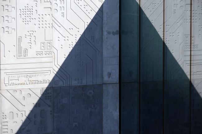 Павильон Департамента Информационных технологий на ВДНХ. Фотография © Илья Иванов