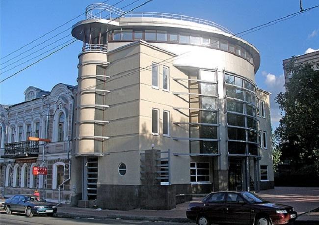 Пристрой к дому № 9 по ул. Октябрьской © Архстрой