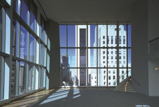 Башня LVMH. Интерьер © Atelier Christian de Portzamparc