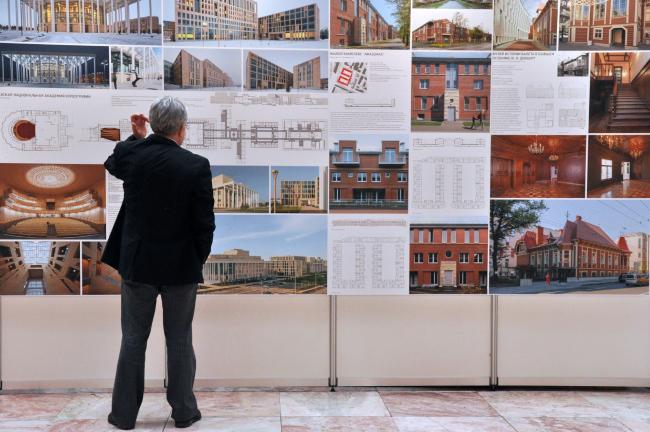 VI Петербургская архитектурная биеннале 2017. Фотография © Алена Кузнецова, Архи.ру