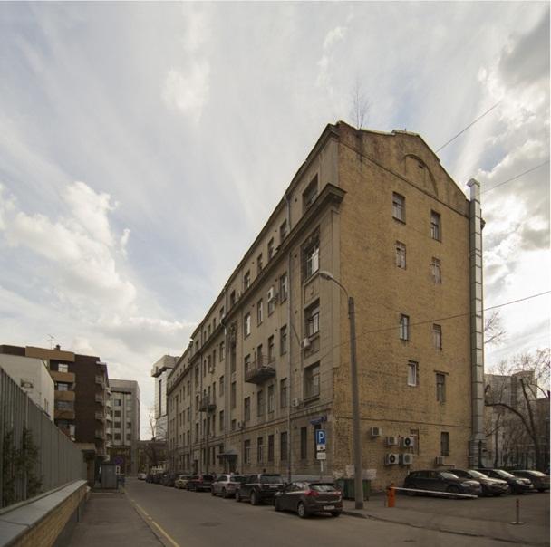 Существующее здание, определенное под снос. Фотография предоставлена МКА