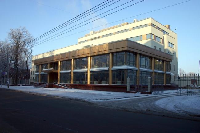 Административное здание Управления ФСН РФ © Банкпроект