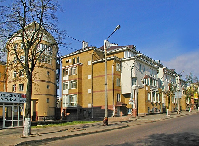 Жилой дом на ул. Минина © Архстрой
