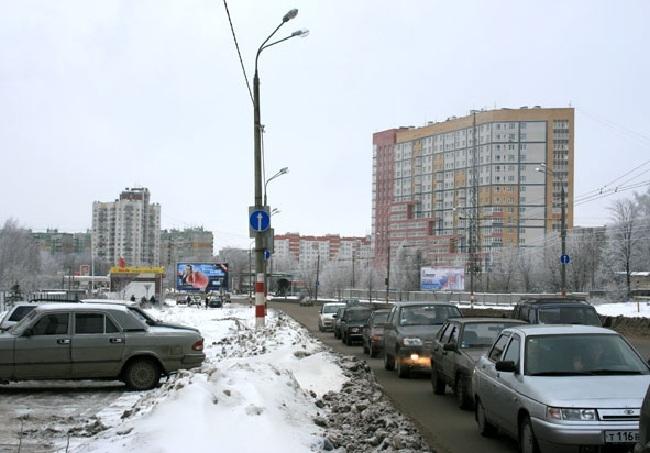 Жилой дом на Казанском шоссе