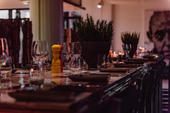 Отель Clarion. Ресторан. Фото предоставлено Clarion Hotel