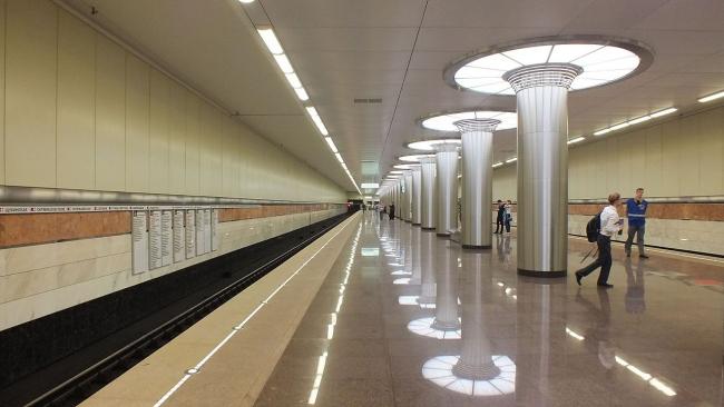 Станция метро «Котельники». Фото: Brateevsky via Wikimedia Commons. Лицензия CC BY-SA 4.0