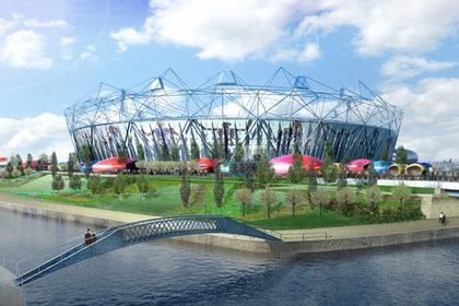 Олимпийский стадион 2012. Проект май 2008