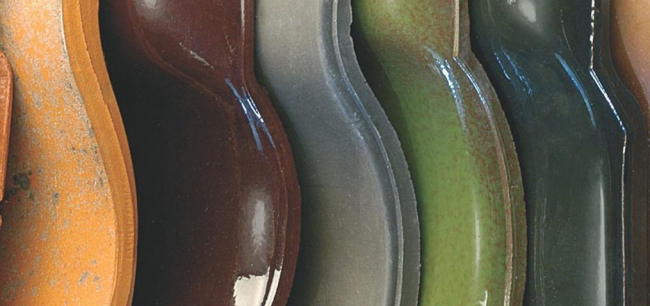 Керамическая черепица Koramic Alegra. Фотография с сайта www.wienerberger.ru