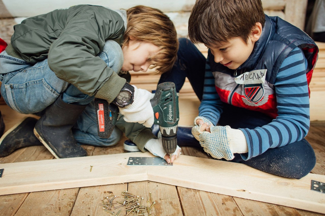 Фото предоставлено Обществом юных архитекторов