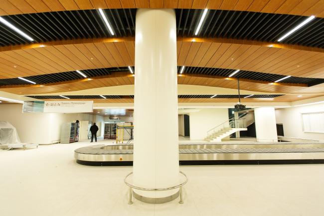 Международный аэропорт «Стригино». Фото © АСП-Технолоджи