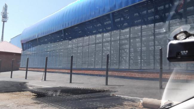 Стадион «Газовик» в Оренбурге. Фото © АСП-Технолоджи