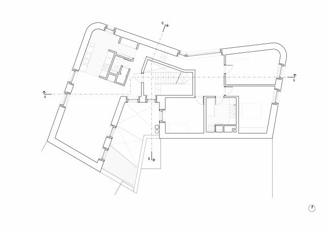 Многоквартирный дом Navez © MSA / V+