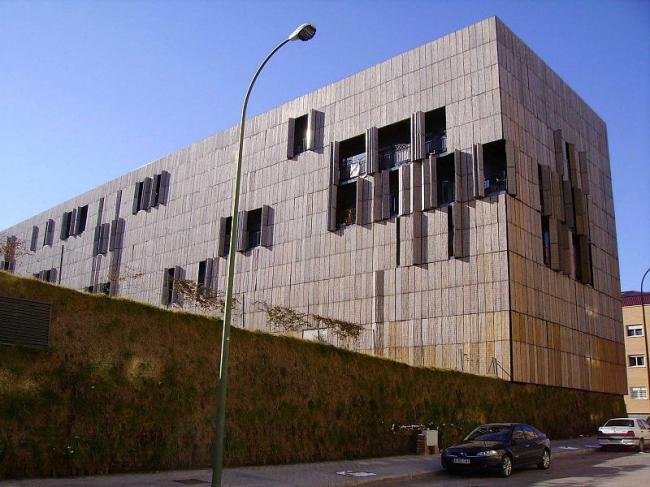 Жилой комплекс «Карабанчель 16». Фото: xGaztelu via Wikimedia Commons. Лицензия CC-BY-SA-3.0