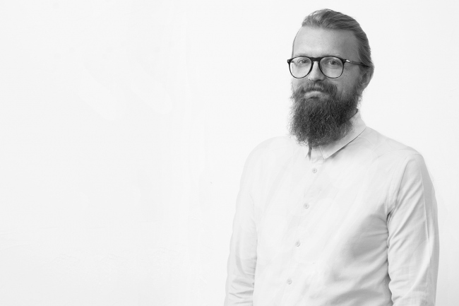 Lukasz Kaczmarczyk, partner of Blank Architects © Blank Architects