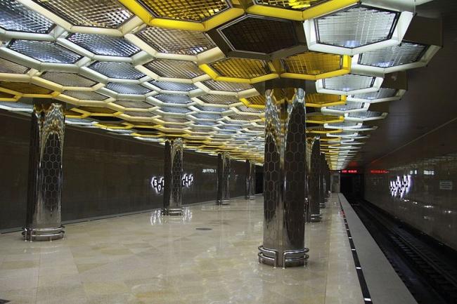 Станция метро «Ботаническая». Фото: Владимир Саппинен via Wikimedia Commons. Лицензия CC-BY-3.0