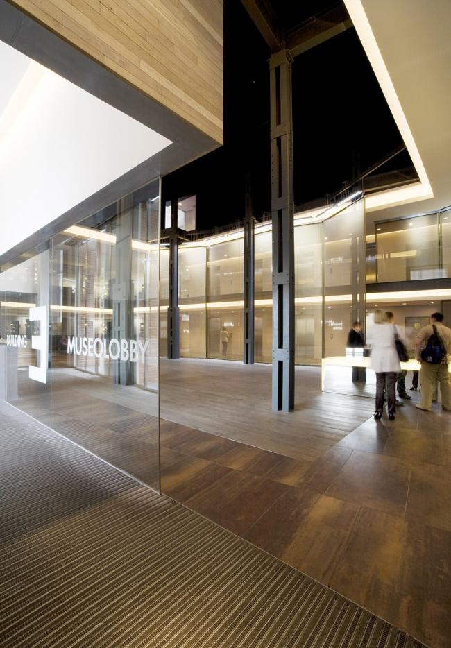 Фабрика Станиславского © Blank Architects