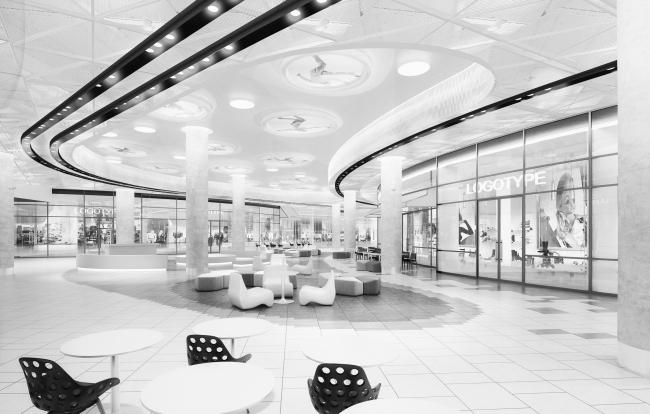 Спортивный и концертно-развлекательный комплекс «ВТБ Арена – Центральный стадион «Динамо» © Blank Architects