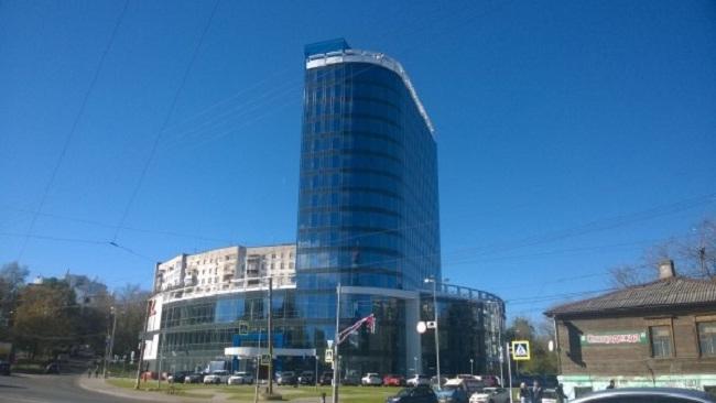 Гостиница на ул. Ковалихинская © Мастерская Пестова и Попова